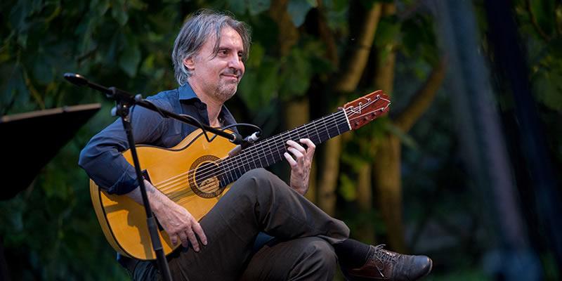 Livio Gianola guitarist